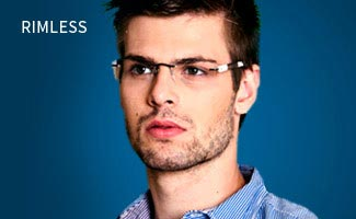 Rimless Spectacles
